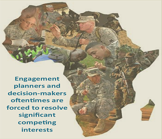 RANKING OF HOLISTIC ENGAGEMENT ACTIVITIES IN AFRICA